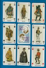 Collectible Operatic  playing cards Gilbert & Sullivan
